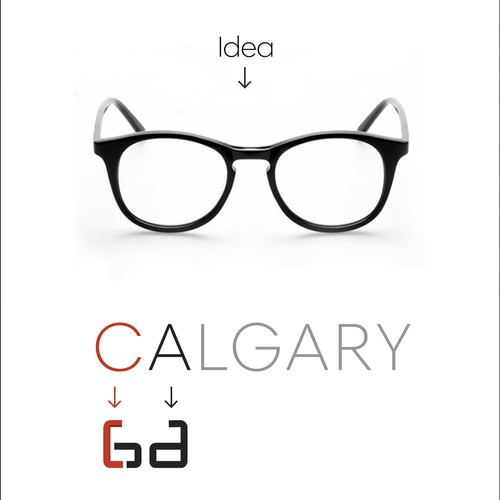 Calgary Eye Clinic Logo Design