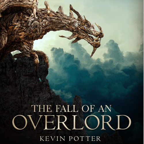 Cover suggestion for a book about dragons