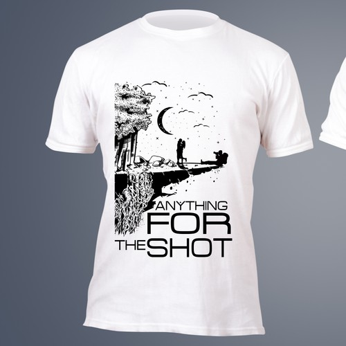 Photography Themed T-Shirt