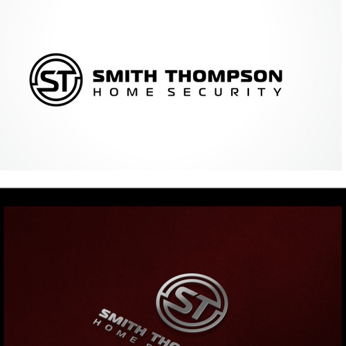 SMITH THOMPSON SECURITY needs a new LOGO / YARD SIGN