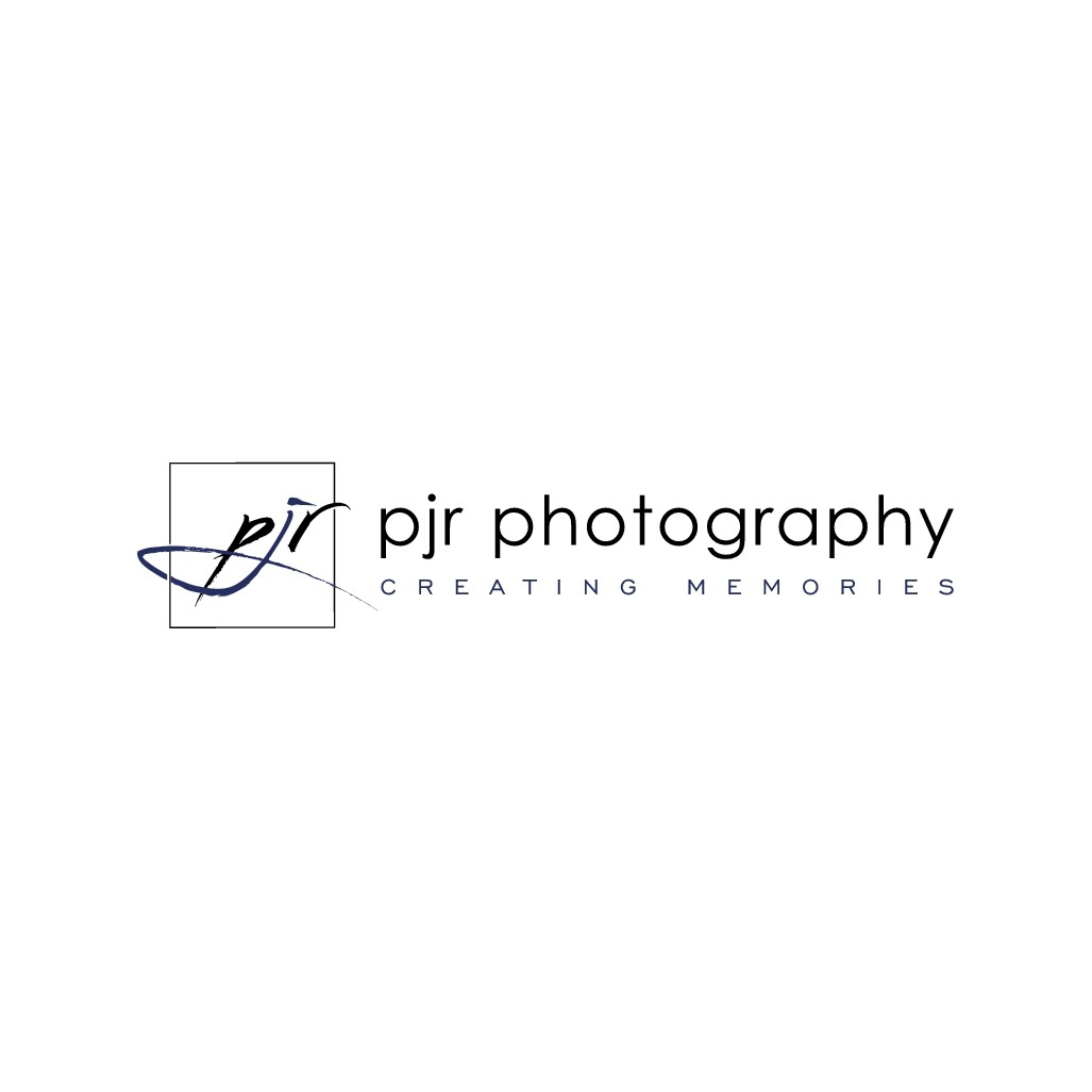 pjr photography needs a simple and attractive logo