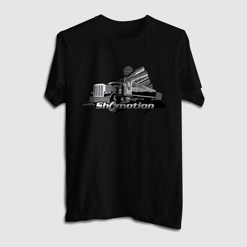 Shomotion T shirt contest