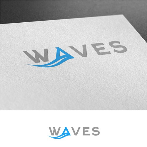 Simple, Cool and Memorable logo for WAVES (Workflow Automation Value Enhanced Solution)