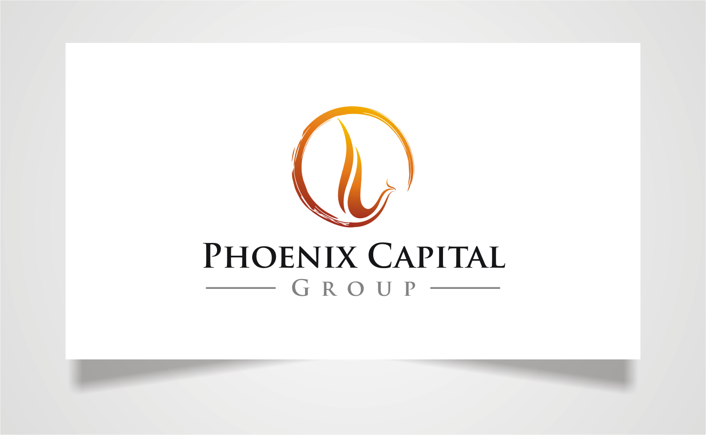 New logo wanted for Phoenix Capital Group