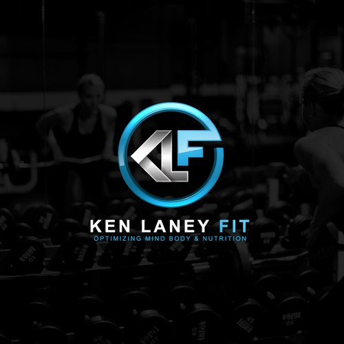Logo for Ken Laney Fit