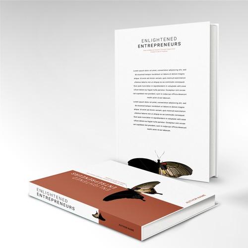 Minimalistic Book Cover