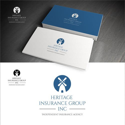 Insurance company needs updated logo