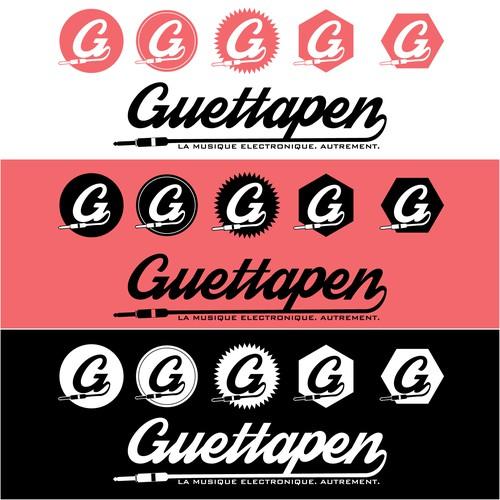 Créer un logo pour le site internet Guettapen.com