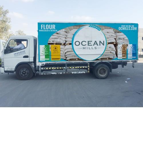 Box truck design