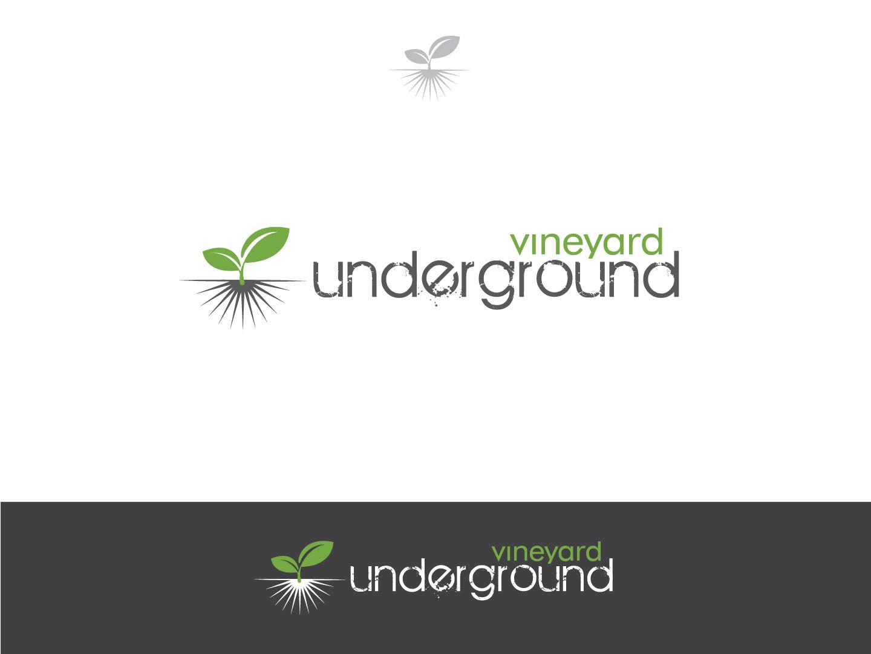 Create the next logo for Vineyard Underground