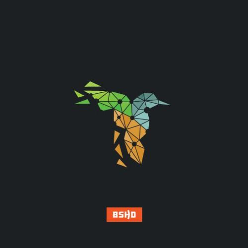 Social impact marketplace logo and brand development