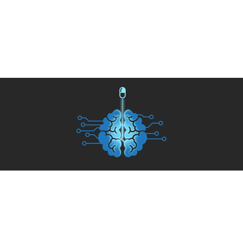 Facebook cover for a dietary supplement company (nootropics)