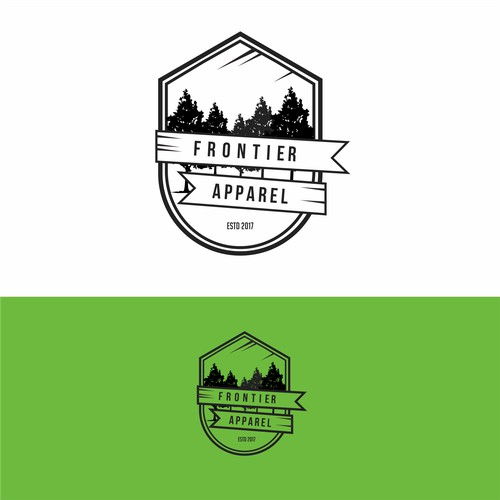 logo for Frontier Apparel
