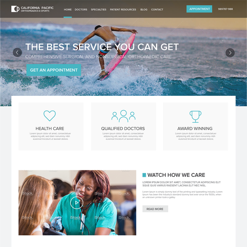 orthopaedics website