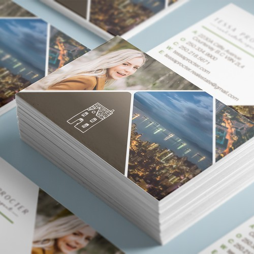 TP Business cards