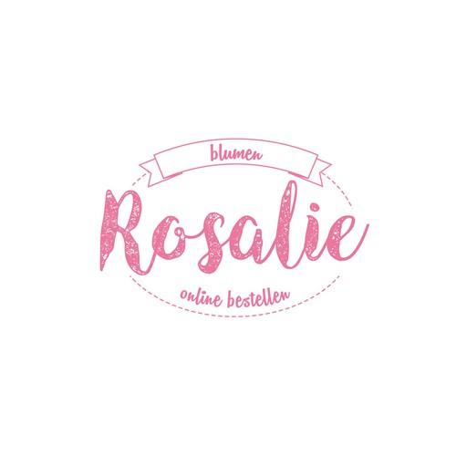 logo design for flower shop
