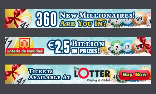banner ad for MyLotto