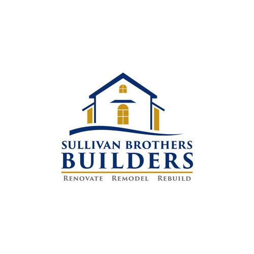 Challenge: break through a cluttered construction industry with a high end builder design
