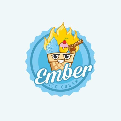 Ember ice cream