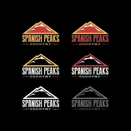 Help Spanish Peaks Country with a new logo