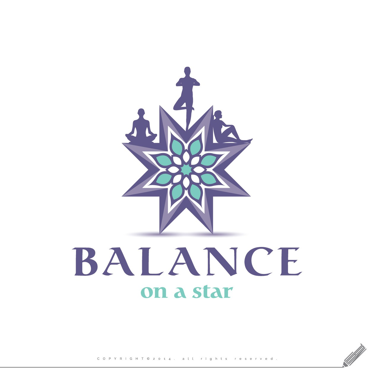 Help! My yogis need to find balance. I have everything but your logo to make it happen.