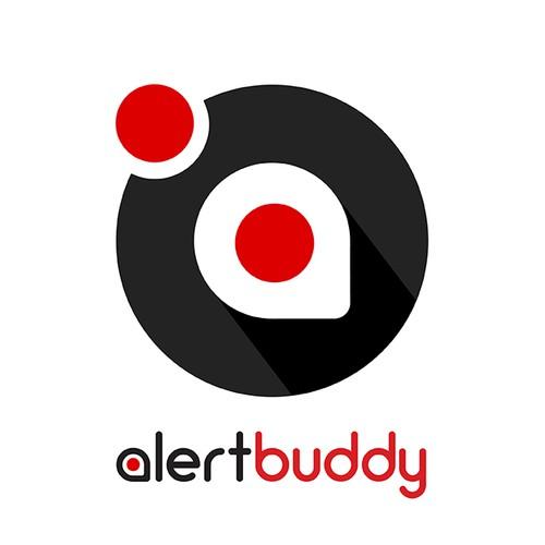 Logo Concept for Alertbuddy