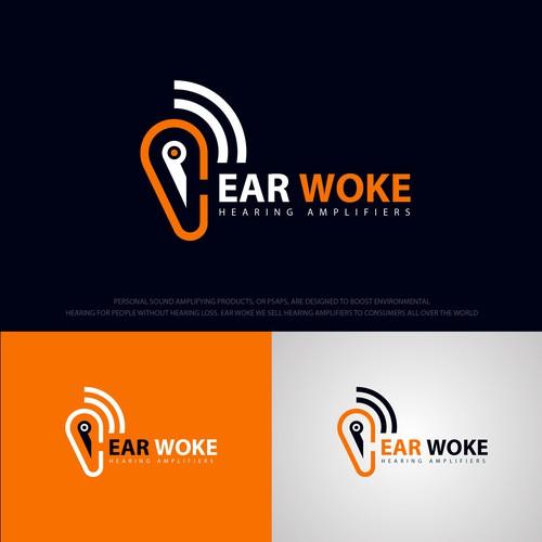 Concept for Ear Woke Hearing Amplifiers.