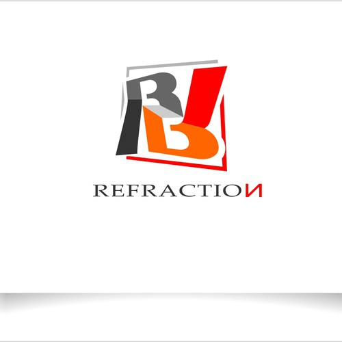 Create the next logo for Refraction