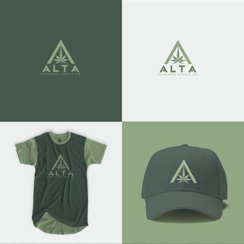 Logo of ALTA Cannabis Supply Co.