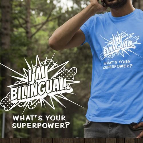 I'm bilingual
