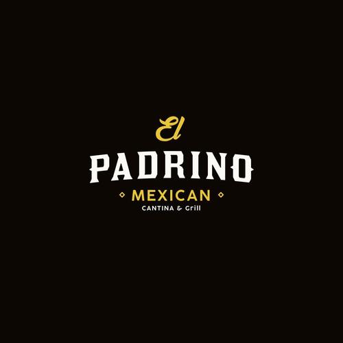 Logo design for El Padrino restaurant