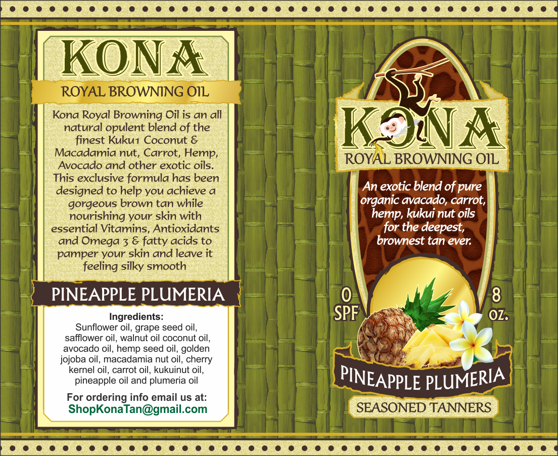 New product label wanted for KONA