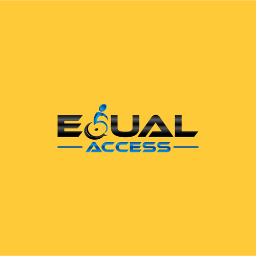 New MODERN Logo for Equal Access Disability Access Consultants