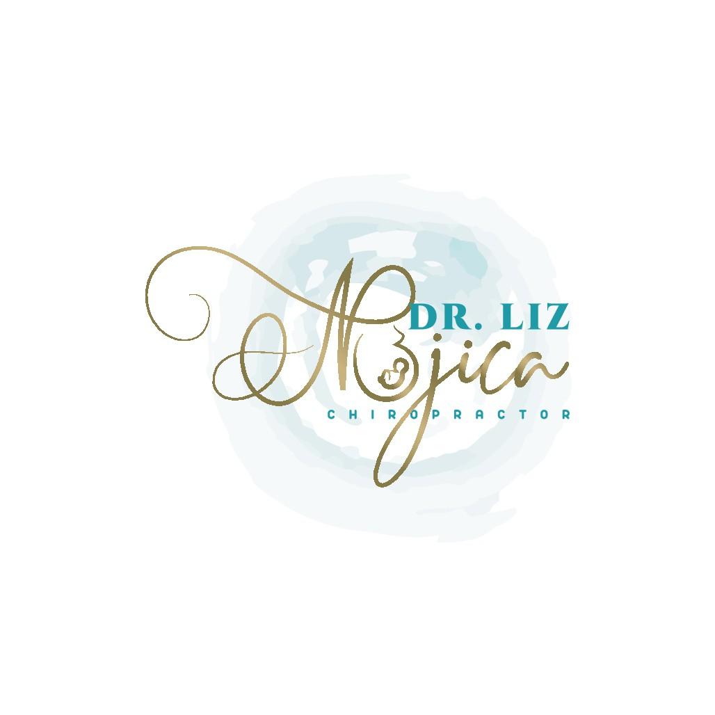 Signature logo: elegant, feminine. Mixture of a script and a regular type phase.