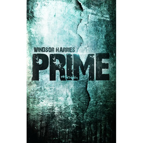 "eBook cover - ""Prime"" (speculative fiction)"