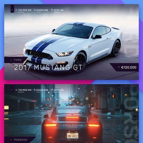Car Dealership TV App