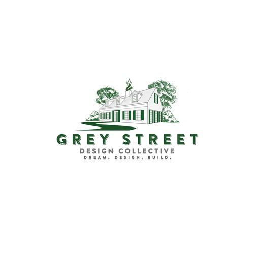 Grey Street Design Collective Logo Design