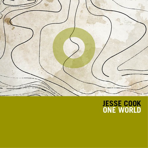 Jesse Cook's ONE WORLD album cover
