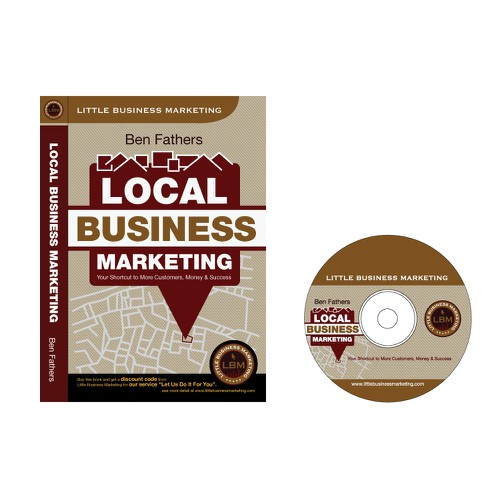 Create a Book Cover for Little Business Marketing