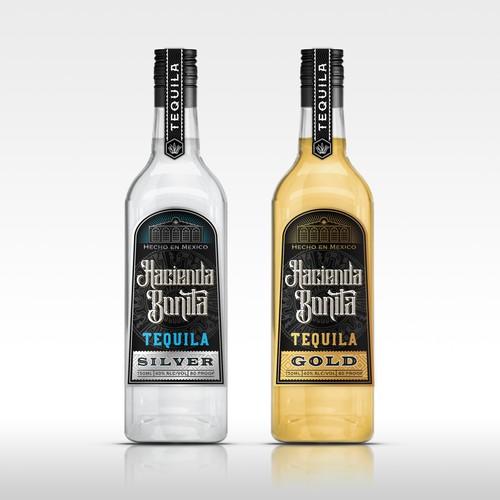Hacienda Bonita tequila