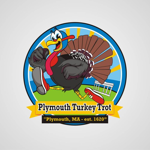 New logo wanted for Plymouth Turkey Trot