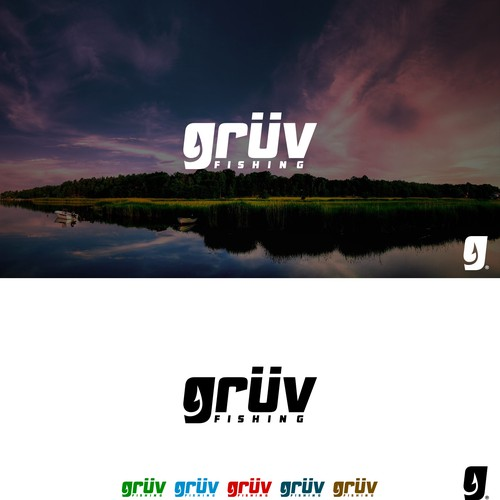 Logo for Grüv Fishing