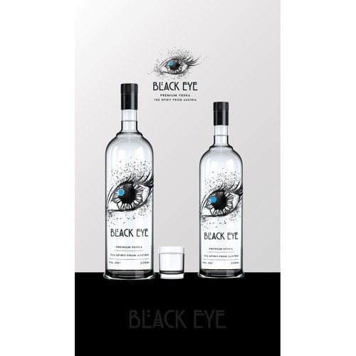Black Eye Vodka