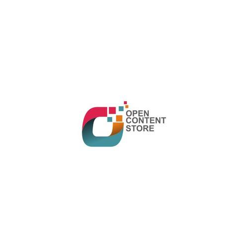 "Design Logo for OCS ""Open Content Store"""