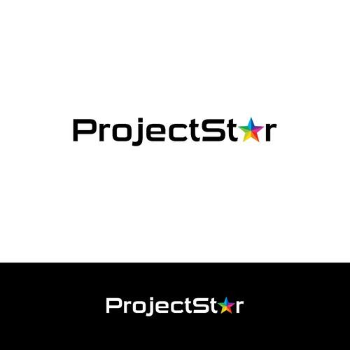 ProjectStar logo design