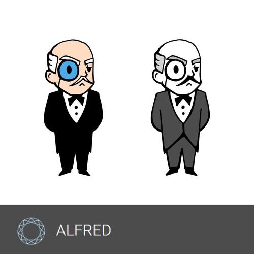 Butler Mascot Concept
