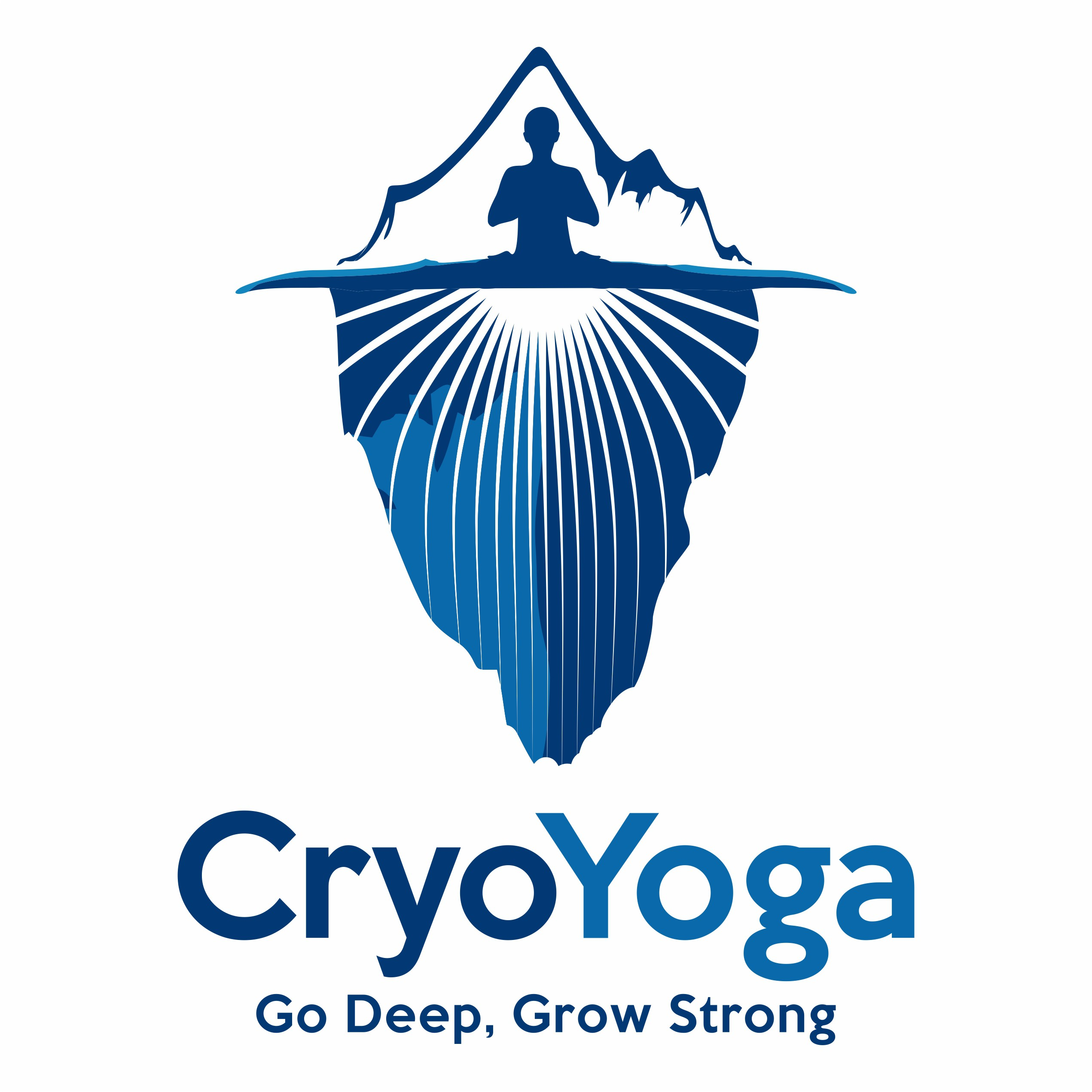 """""""Go Deep, Grow Strong""""   Help us attract people to his healing place."""