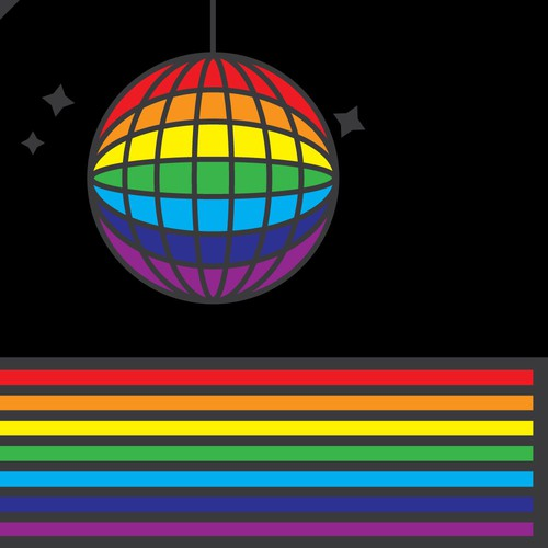 Queer Disco Event Banner