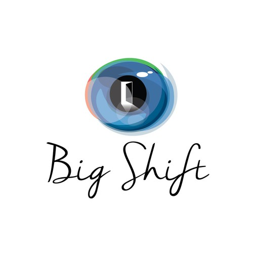 Big Shift: Create a logo that inspire for a fresh, new and innovative thinking
