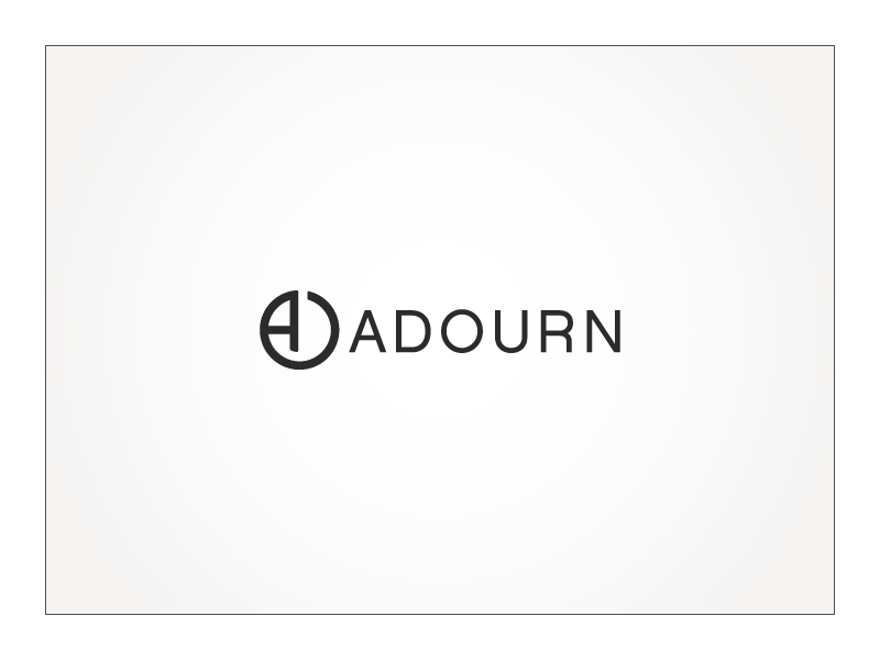 Create the next logo for Adourn